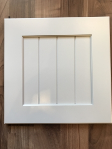 Shaker Door with Bead Board