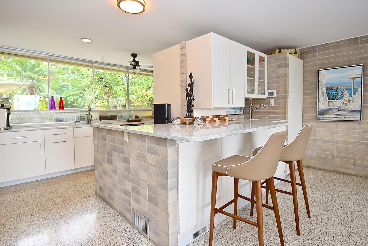 Modern Kitchen Overview